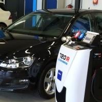 Airco onderhoud bij autogarage Douwe de Beer in Dronten