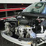 Diefstal van auto onderdelen toegenomen | Douwe de Beer