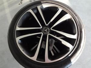 Mercedes E Coupe velgen en banden | Autocentrum Douwe de Beer