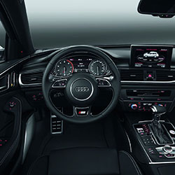 Interieur Audi A6 C7 | Douwe de Beer Occasions
