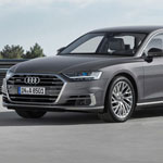 Audi A8 'World Luxury Car 2018' | Autocentrum Douwe de Beer