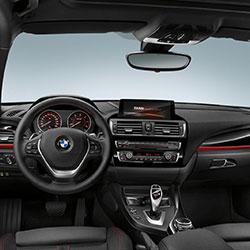 Interieur BMW 1-serie | Douwe de Beer Occasions