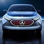 Mercedes EQA dé elektrische hatchback van de toekomst | Autocentrum Douwe de Beer